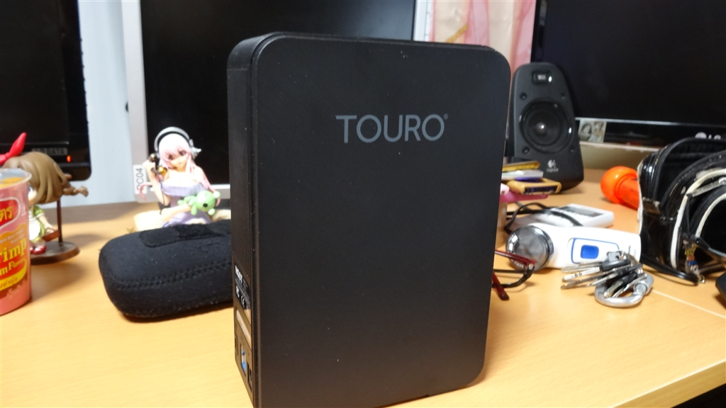 touro desk dx3 tv 4000gb black jp 2