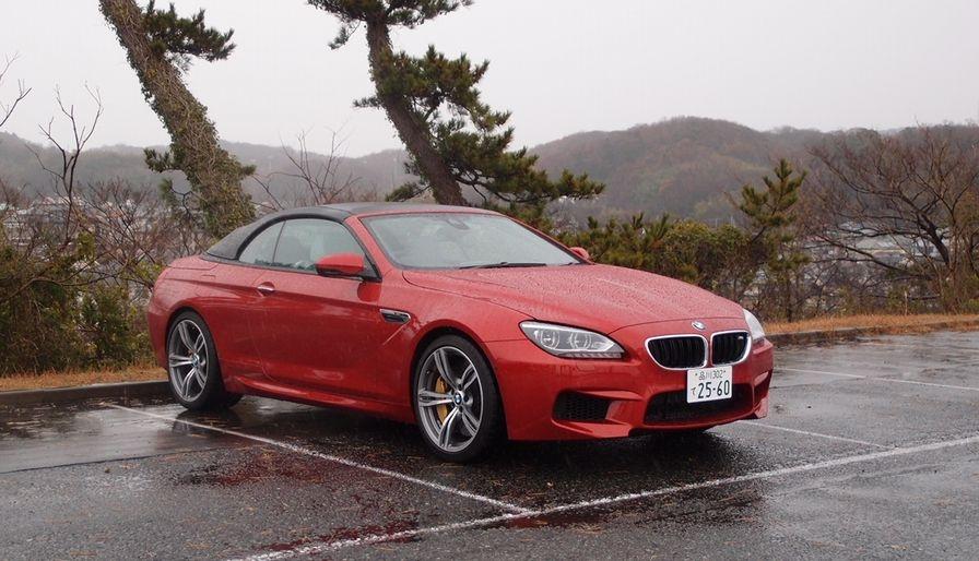 M6 カブリオレ 2012年モデル ベースグレード