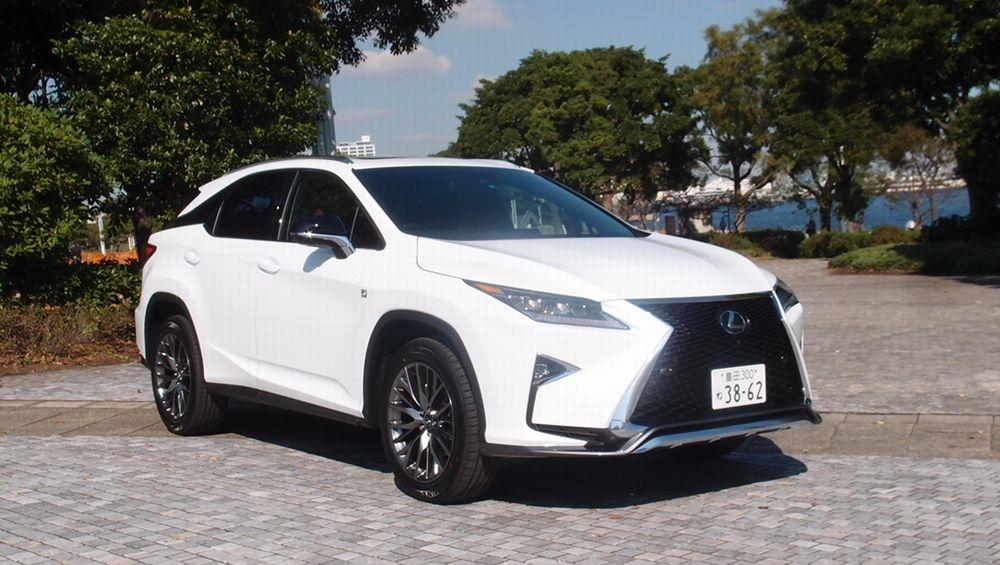 RX 2015年モデル