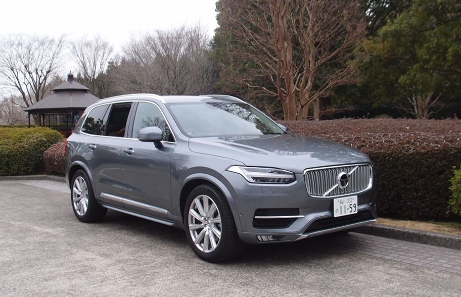 XC90 2016年モデル T6 AWD Inscription