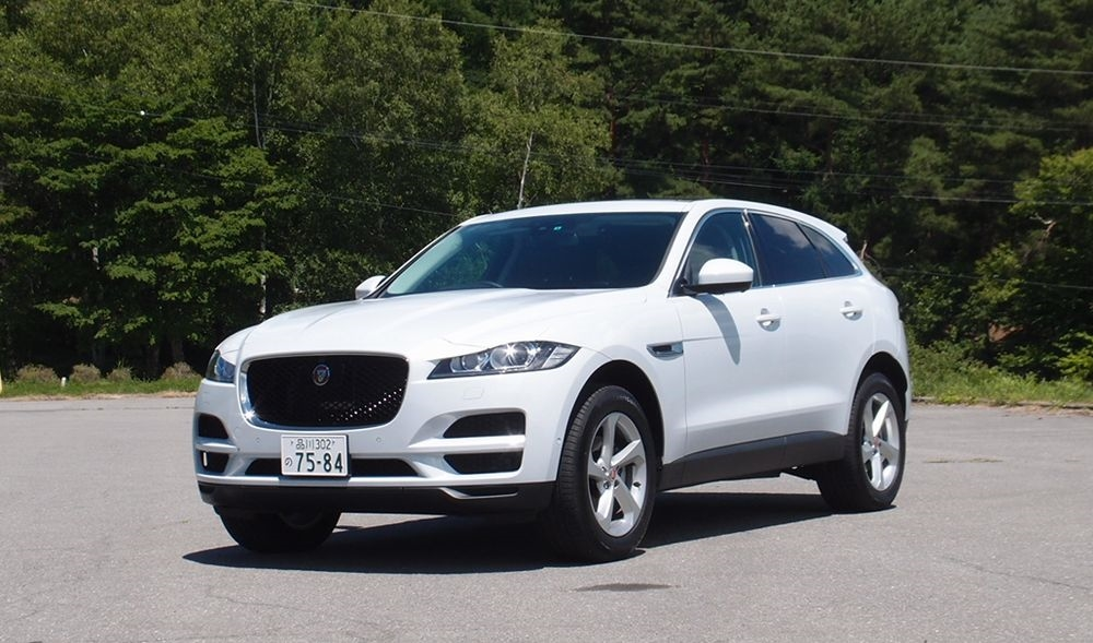 F-PACE 2015年モデル R-SPORT 300PS