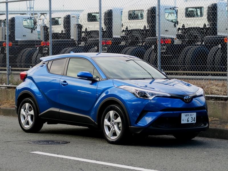 C-HR 2016年モデル S-T 4WD