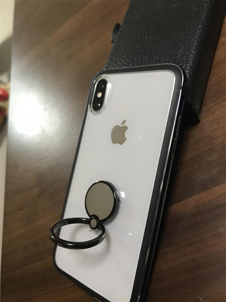 84882195ba 価格.com - 『レイアウトのカバーで保護』APPLE iPhone X 64GB au [シルバー]  MIKE@D40さんのレビュー・評価投稿画像・写真「iPhone7からは それ程の進化は感じられ ...