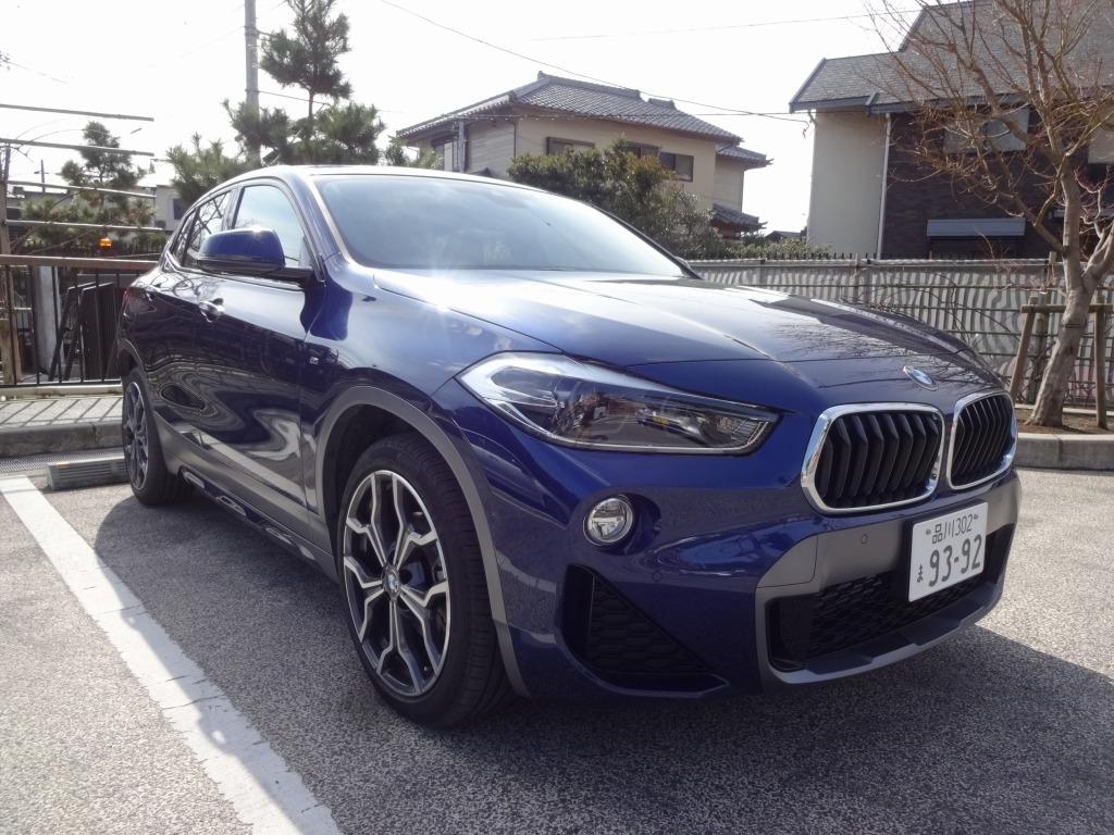 X2 2018年モデル sDrive18i M Sport X