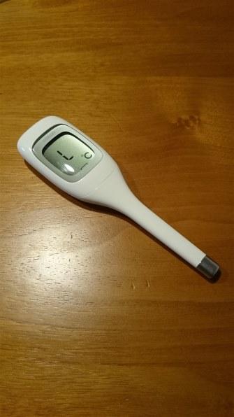 オムロン 体温計 電池 マーク